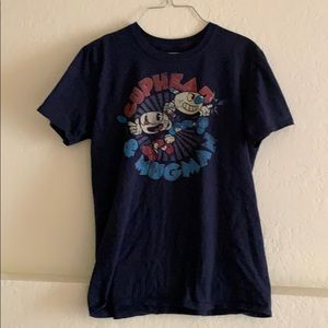Cuphead Mugman Funko T Shirt size M